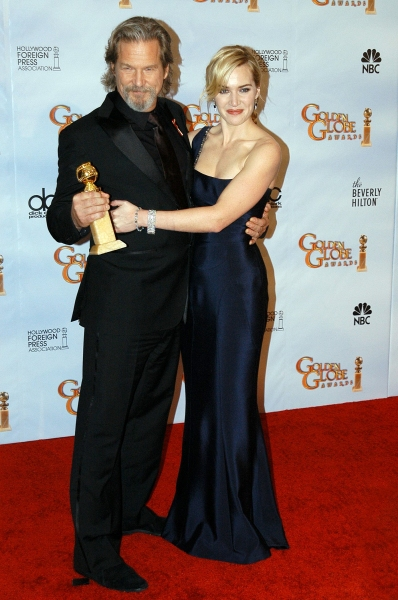 Jeff Bridges and Kate Winslet Photo