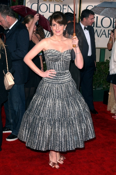 Photo Coverage: Golden Globe Awards Arrivals Part 2