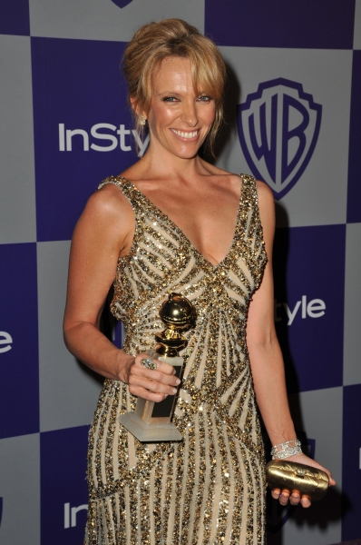 Toni Collette  at 11th Annual Warner Brothers Instyle Golden Globes After Party