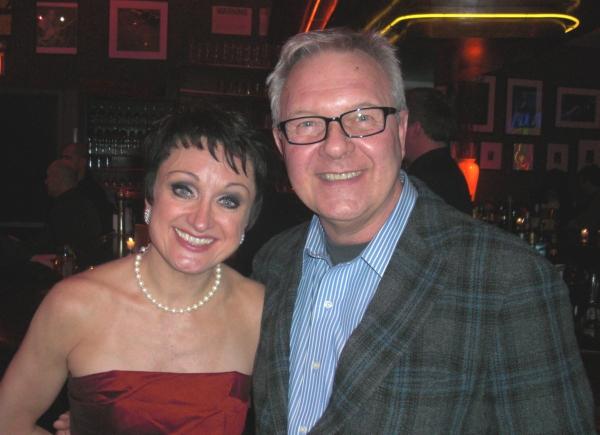 Walter Bobbie & Caroline O'Connor Photo