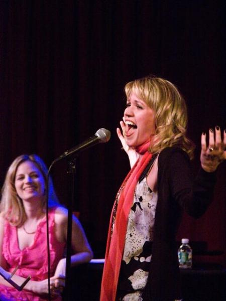 Photos: Amanda Yesnowitz's 'Wordland: A Night Without Ballads. Except For One. Maybe,' at Birdland on January 18