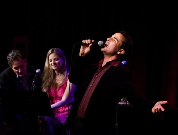 Chip Zien, Amanda Yesnowitz & Carlos Encinias