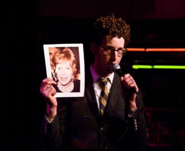 Photo Flash: Amanda Yesnowitz's 'Wordland: A Night Without Ballads. Except For One. Maybe,' at Birdland on January 18
