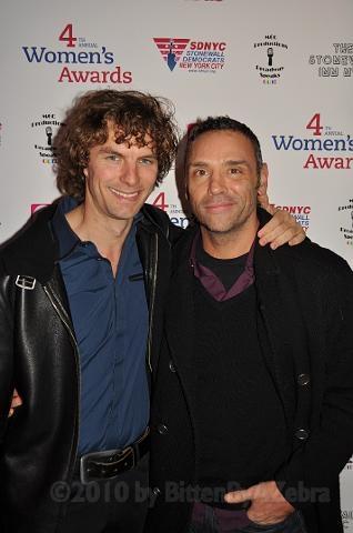 Lance Horne & Tiger Martina