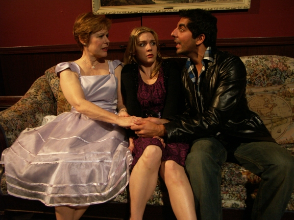 Photo Flash: Production Photos of Blank Theatre's WHY TORTURE IS WRONG