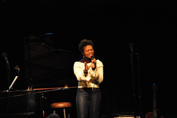 Photo Coverage: 'Just A Piano' - A Benefit for Haiti