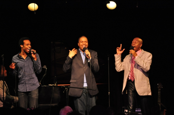 Lawrence Stallings, Lee Summers, Ty Stephens