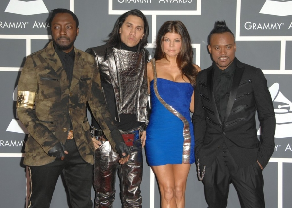 Fergie and the Black Eyed Peas