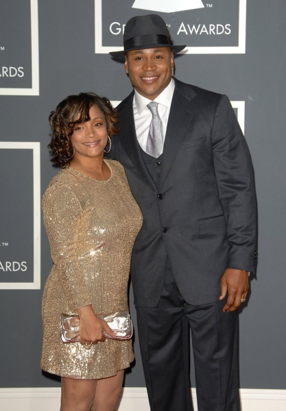 LL Cool J at Grammy Awards Red Carpet