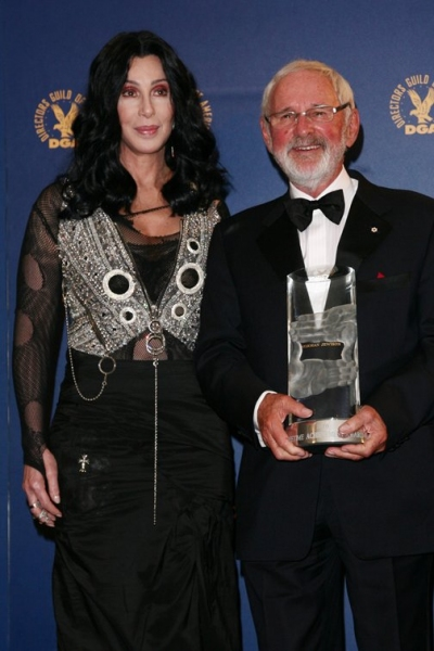 Cher and Norman Jewison