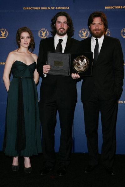 Anna Kendrick, Jason Reitman, and Jason Bateman