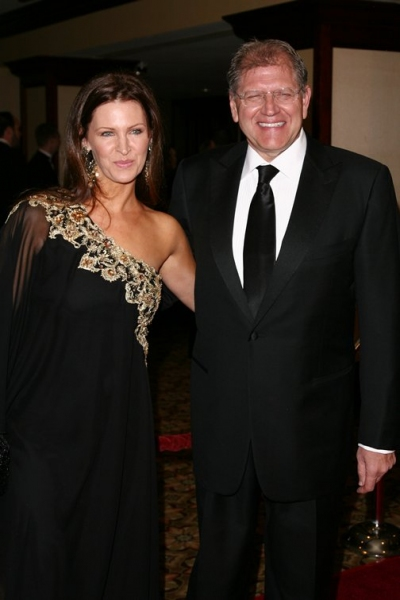 Leslie and Robert Zemeckis