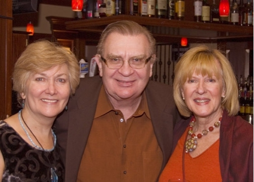 Jan Buttram, Harry Haun, Joy Franz