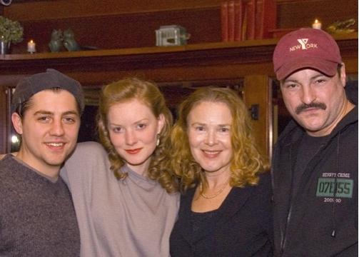 Photo Flash: Abingdon Theatre Company's PHANTOM KILLER Opening Night