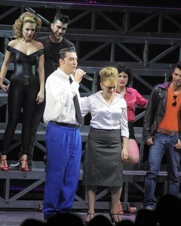 Víctor Díaz y Marisa Gerardi