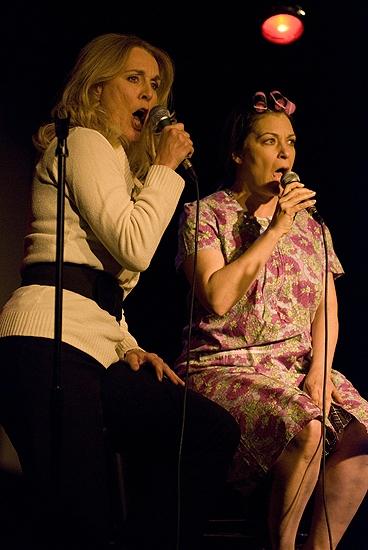 Marcy McGuigan & Mary Jo Mecca