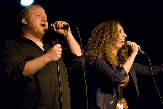 Photo Coverage: Brecia, Sikora & Blickenstaff et al. Appear in 'If It Only...' Concert