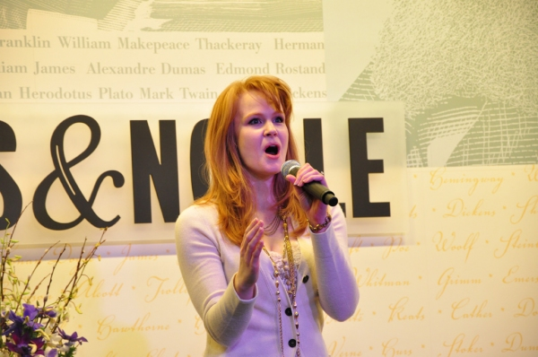 Photo Coverage: FINIAN'S RAINBOW Cast Celebrates Cast Recording Release