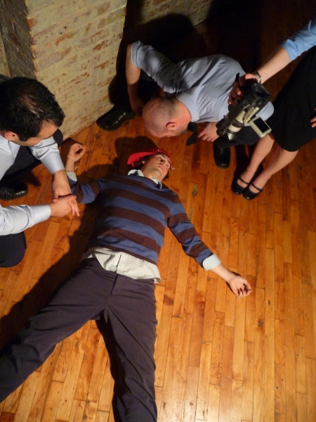 Photo Flash: Single Carrot Theatre Presents PLAYING DEAD