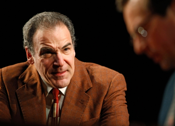 Mandy Patinkin and Stephen Barker Turner