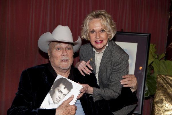 Photo Flash: Tony Curtis and the The Legend Series at The Magic Castle