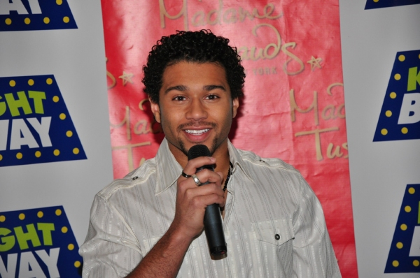 Photo Coverage: Corbin Bleu & Meredith Vieira Launch 14th Annual KIDS NIGHT ON BROADWAY