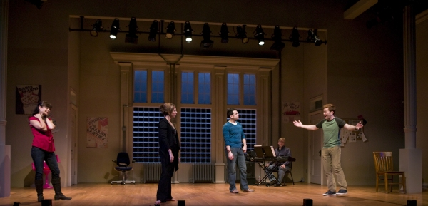 Photo Flash: [title of show] Comes To The Herberger Theater Center