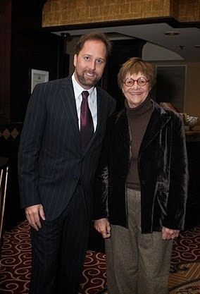 Steve Traxler and Estelle Parsons