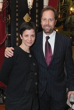 Anna D. Shapiro and Steve Traxler