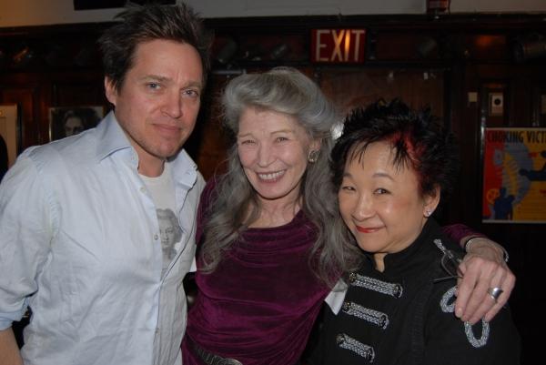 Photo Flash: Eugene O'Neill Theater Alumni Celebrate 40th Anniversarry of NTI