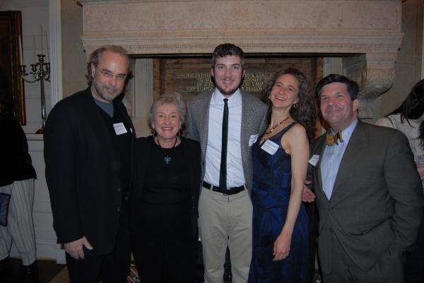 Roger Christiansen & Betsy White, O'Neill Board Members, Preston Whiteway, Executive Director, Heather Henson & Brian Drutman, Board Members