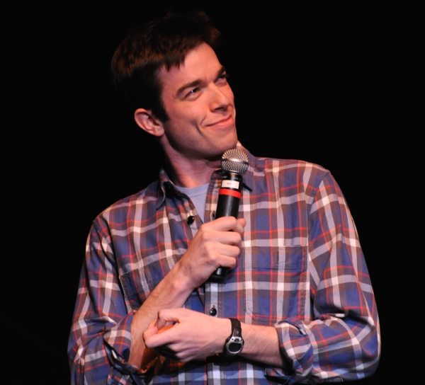 John Mulaney at BEYOND FUNDERDOME COMEDY BLOWOUT At 3LD