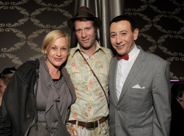 Photo Flash: Actors Catch PEE WEE HERMAN LIVE At Club Nokia
