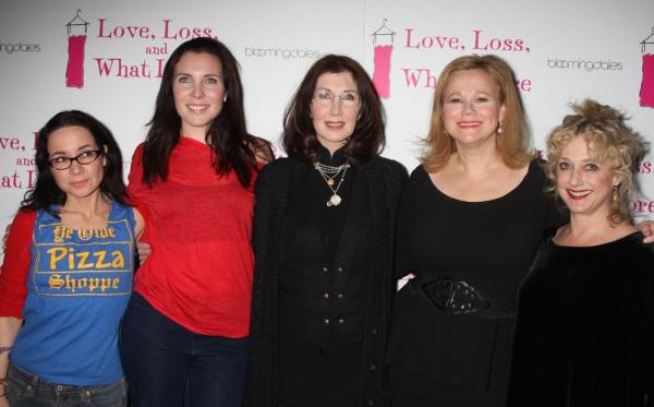 Janeane Garofalo, June Diane Raphael, Joanna Gleason, Caroline Rhea, Carol Kane