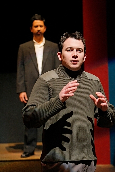 Photo Flash: Production Photos of Mu Performing Arts' YELLOW FACE; Opens 2/6