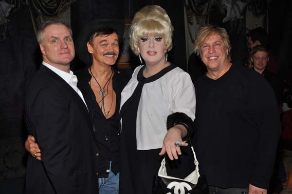 Photo Flash: Photos from Opening Night of WHEN JOEY MARRIED BOBBY Starring Lady Bunny