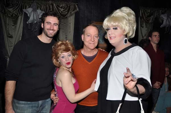 Fred Schneider and Cast