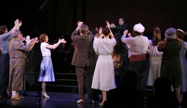 Rob Berman (Conductor) during the closing engagement Curtain Call at Encores! FANNY Curtain Call