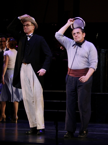 Photo Coverage: Encores! FANNY Curtain Call