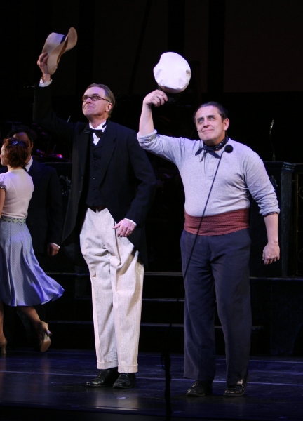 Jack Doyle & Michael McCormick at Encores! FANNY Curtain Call