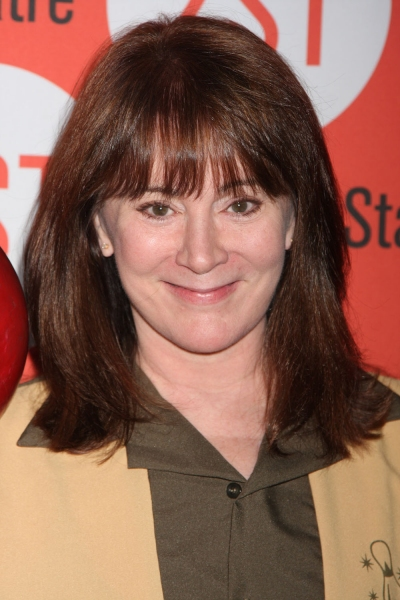 Patricia Richardson at Second Stage's All-Star Bowling Fundraiser