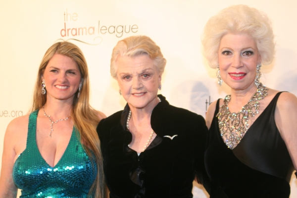 Bonnie Comley, Angela Lansbury and Jano Herbosch