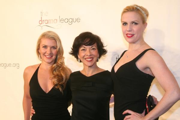 Joanne Manning, Joann Hunter and Jennifer Frankel