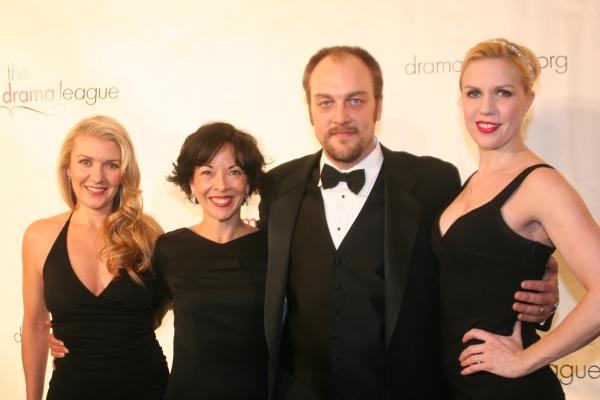 Joanne Manning, Joann Hunter, Jennifer Frankel and Alex Gemignani