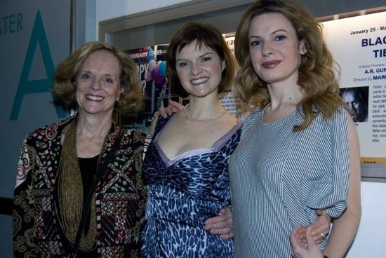Liz Diamond, Mary Bacon and Liz Arrington