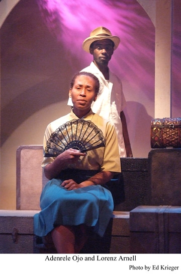Photo Flash: THE BALLAD OF EMMETT TILL; Now in Previews at The Fountain Theatre