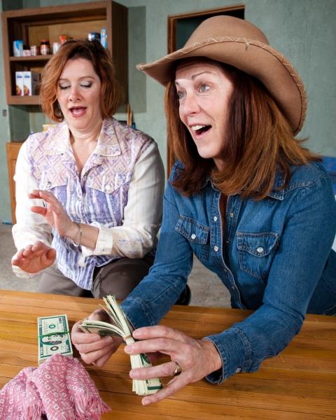 Kirsten Long and Susan Arnold