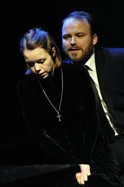 Anna Maxwell Martin and Rory Kinnear