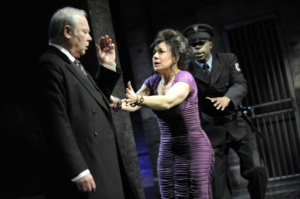David Killick, Flaminia Cinque and Mark Monero