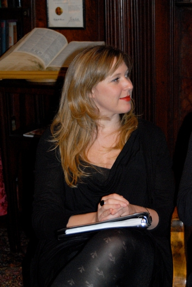 Photo Coverage: Murney, Kimball, Beck in THE PHILANDERER